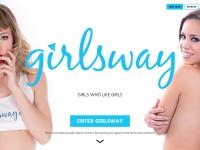 Girlsway coupon code logo
