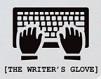 the writer's glove discount logo